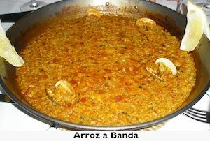 Arroz y Banda